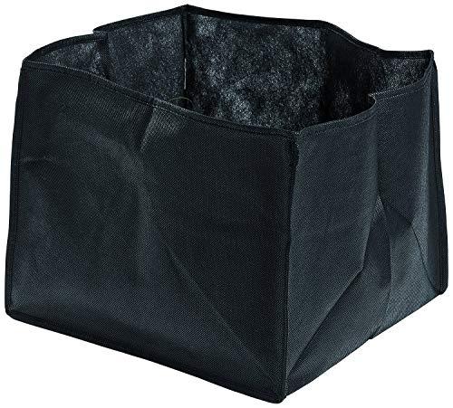 Oase Panier à plantes carré en textile Taille au choix [18 x 18]