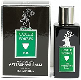 Castle Forbes 1445 for Men Aftershave Balm 5 Ounce / 150 Milliliter by Castle Forbes