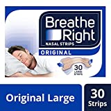 Breathe Right Nasal Strips Large Size 30 Strips