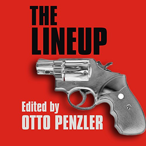 The Lineup audiobook cover art