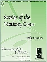 Savior of the Nations Come (Handbell Sheet Music, Handbell 3-5 octaves)