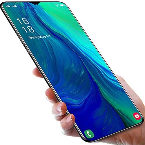 """SRino + 7pro 2021 Smartphone 5G Dual Sim, Pantalla 7.0 """"HD +, 64GB, 4GB RAM, Cámara Tripla, Android 11, Batteria 6800mAh,Black,L"""