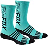 Fox Womens 8 Ranger Sock Teal