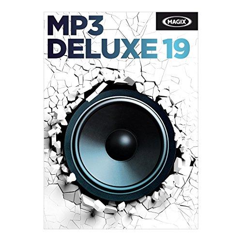 MAGIX MP3 deluxe 19 [Download]