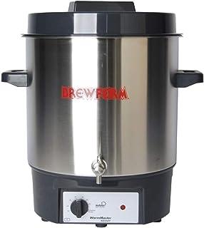 Olla Eléctrica Brewferm - Maceración/Cocción Con Grifo y Termostato