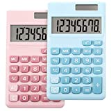 Best Basic Calculators - 2 Pieces Basic Standard Calculators Mini Digital Desktop Review