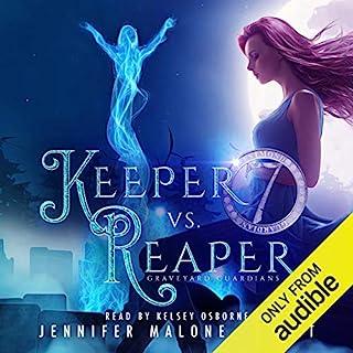 Keeper vs. Reaper cover art