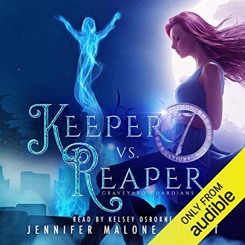 Keeper vs. Reaper cover art