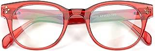 Non Prescription Glasses Fake Glasses for Men Women...
