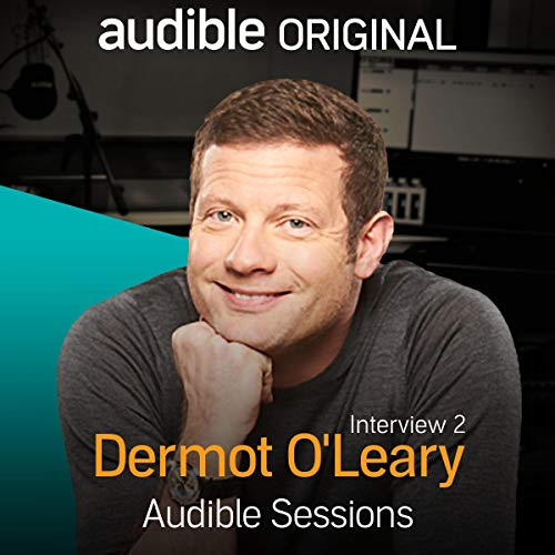 Dermot O'Leary - September 2019 audiobook cover art