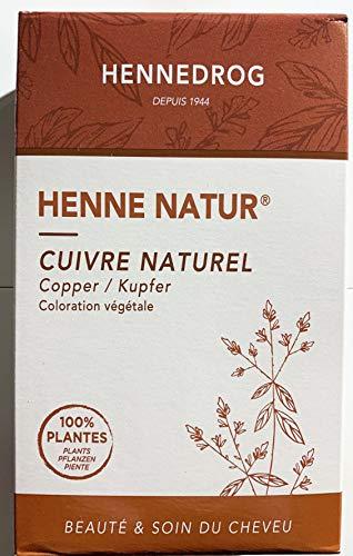 Hennedrog - Henne natur cuivre naturel - 90 g.