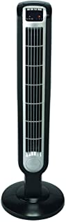 Lasko 2511 36″ Tower Fan with Remote Control – Features 3 Whisper Quiet Speeds..