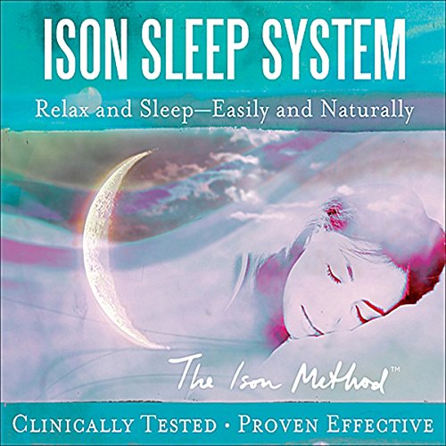 The Ison Sleep System audiobook cover art