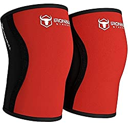 The Iron Bull strength 7mm knee sleeve