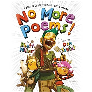 No More Poems! cover art