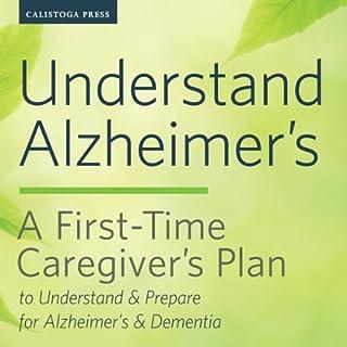 Understand Alzheimer's audiobook cover art