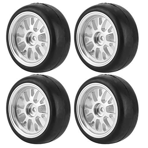Neumático blando para coche con control remoto, alta resistencia a la compresión Neumático con agarre para coche con control remoto Fácil de instalar Ligero y duradero para camión con