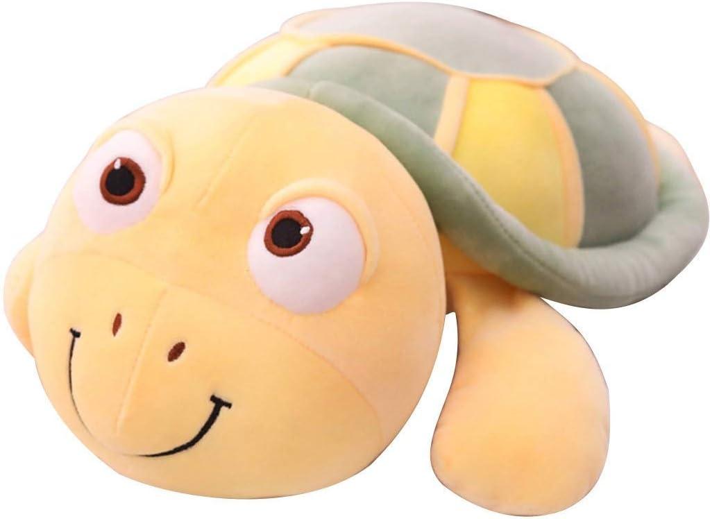 PDGJG Plush Toy Sea store Turtle Animal Stuffed Indianapolis Mall Plush,Sea Plu