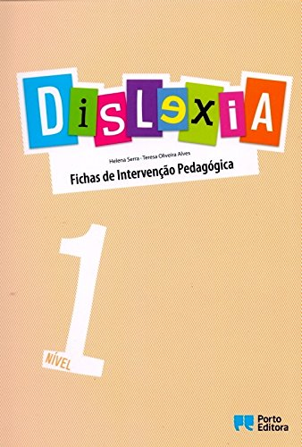 Dislexia. Nível 1. Fichas de Intervenção Pedagógica