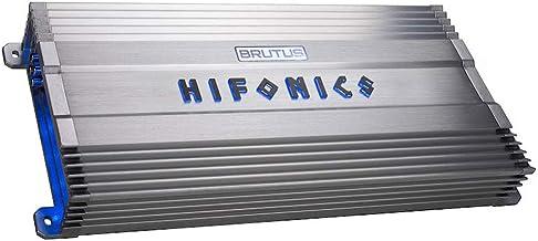 $154 » Hifonics BG-1600.4 Brutus Gamma BG Series 1,600-Watt Max 4-Channel Super A/B-Class Amp