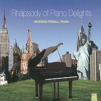 Various: Rhapsody of Piano Del