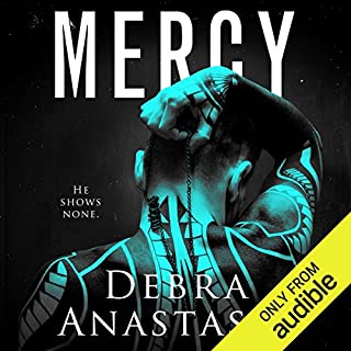 Mercy audiobook cover art