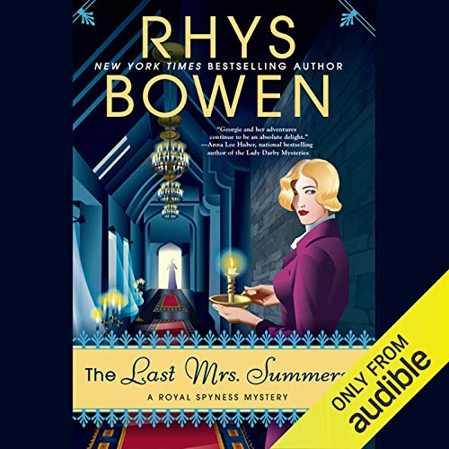 The Last Mrs. Summers audiobook cover art
