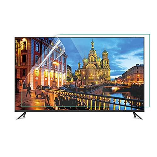 ASPZQ Protectores de Pantalla TV Material Pet Filtro Luz Azul Anti Radiación Protección UV400 Fácil Limpiar, para Todos Los Tamaños de Televisores Marca
