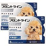 犬用フロントラインプラスドッグS 5~10kg 9本(9ピペット)【動物用医薬品】