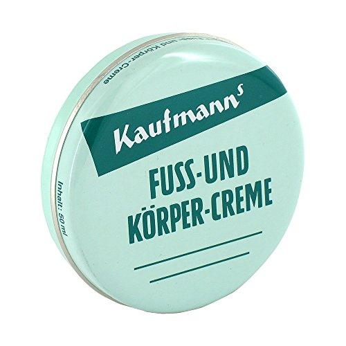 Kaufmanns Fuß- und Körpercreme, 50 ml Creme