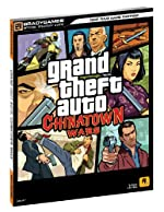 Grand Theft Auto - Chinatown Wars Official Strategy Guide (PSP) de BradyGames