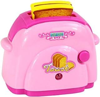 LOSOUL ミニシミュレーションパンメーカーの家電キッチン プレイセット ベーカーのおもちゃ電池なし1個