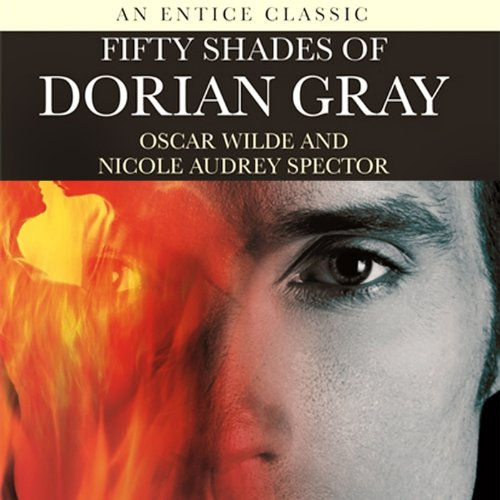 Fifty Shades of Dorian Gray audiobook cover art