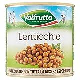 valfrutta - lenticchie, natura di prima mano - 6 pezzi da 400 g [2400 g]