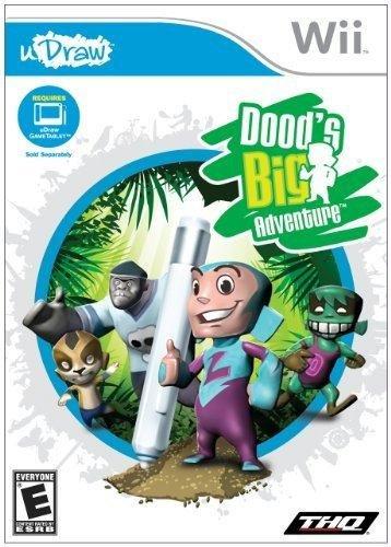 Dood's Big Adventure - Udraw (Nintendo Wii)