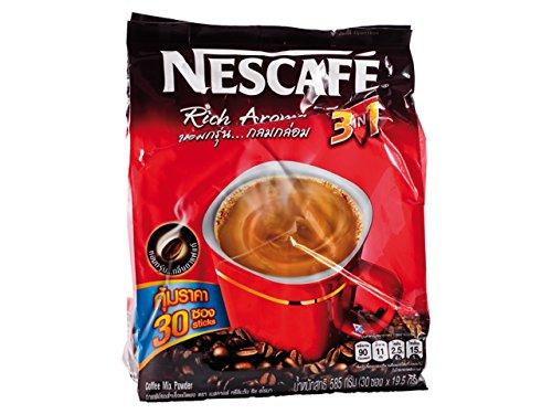 Nestle Kaffee aus Thailand 3in1