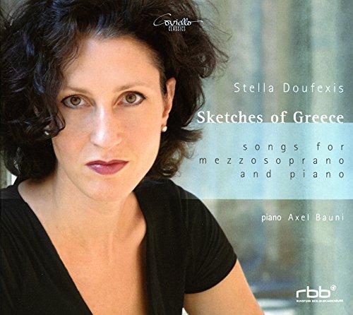Sketches of Greece, Mélodies pour Mezzo-Soprano et Piano