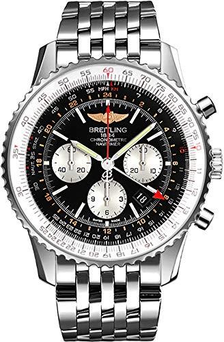 Breitling Navitimer GMT Reloj para Hombres ab044121/bd24–453a