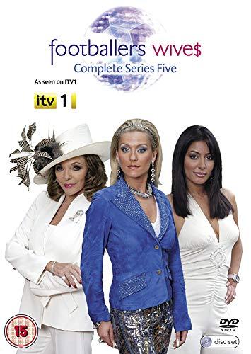 Footballers Wives Series Five [DVD] [UK Import]