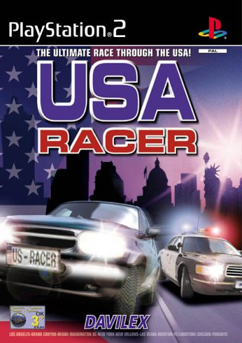 USA Racer (PS2) [import anglais]