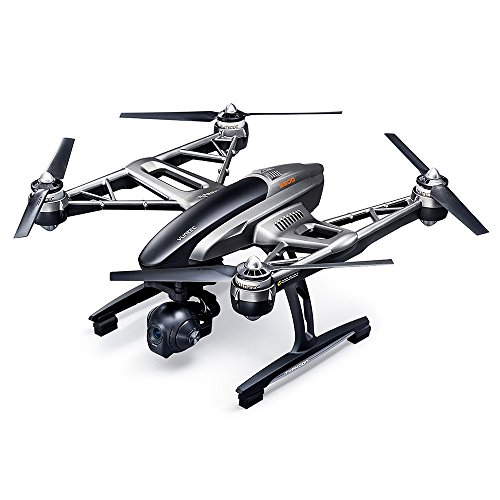 Ersatz Yuneec Q500 4K Black Edition TYPHOON Drohne