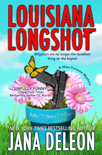 Louisiana Longshot by Jana DeLeon ebook deal