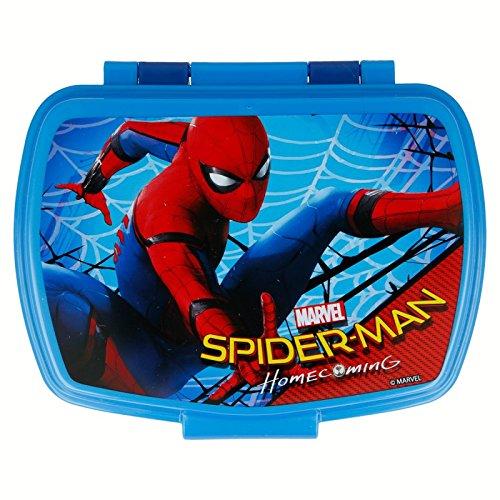 Générique - Boite a gouter Spiderman Marvel Disney - Recreation École Rentrée - 749