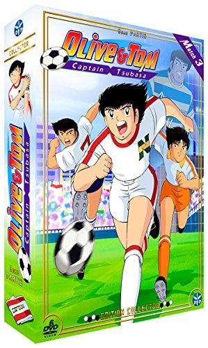 Olive et Tom (Captain Tsubasa) - Partie 3 - Edition Collector (6 DVD + Livret)