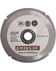 LEJA tools KWS230PRO Disco tronzador-fresador de 230 para amoladoras angulares, Negro, 230 mm