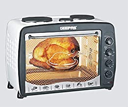 Geepas Oven Toaster/hot Plate 60l [go2413]
