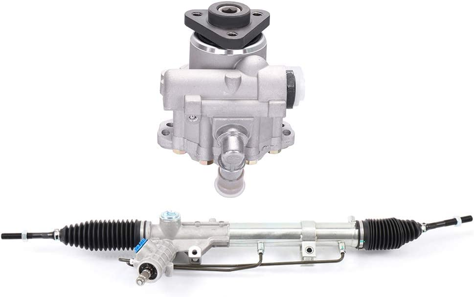 QINCHYE Power Steering Pump With Gear Rack Pi Max 49% OFF Ranking TOP7 and