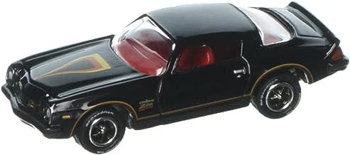 Johnny Lightning 1: 64 Classic Gold 2017 Release 4 Version B - 1977 Chevrolet Camaro Z28 (Black) Diecast Vehicle