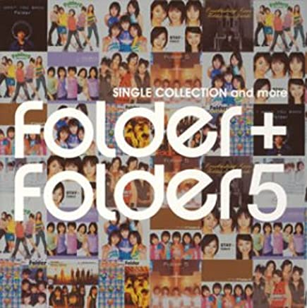 Folder+Folder5 SINGLE COLLECTION and more(CCCD)