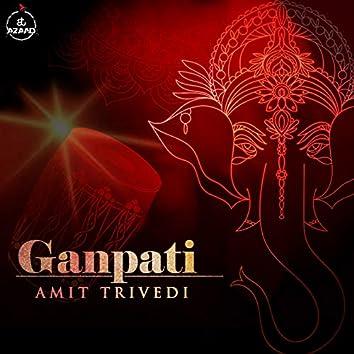 Ganpati (From Songs of Faith) [feat. Adarsh Shinde]